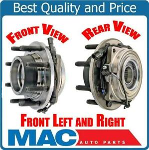 Front Bearing Hub Assembly 05 10 Ford F250 Super Duty Abs Single Rear Wheel 4x4
