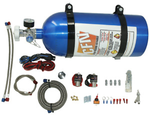 Mustang Gt Ford Nitrous Oxide Wet Kit Up To 200hp New