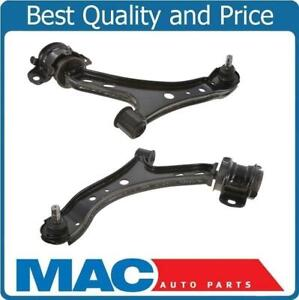 Front Lower Control Arms W Bushings Fits 05 To 08 02 09 Ford Mustang