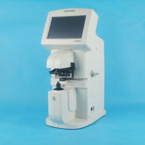 Auto Lensmeter Digital Focimeter Optical Lensometer With Pd Tester
