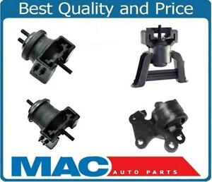 95 02 Mazda Millenia 2 3l 4 Piece Engine Motor Transmission Mount Kit