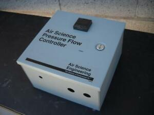 Air Science Engineering 143969a1 Pressure Flow Controller