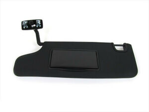2007 2017 Jeep Wrangler Left Side Driver Side Sun Visor Mopar Genuine Oem New