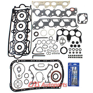 1994 97 Acura Honda Accord Ex 2 2l F22b1 Vtec Engine Full Gasket Set New Parts