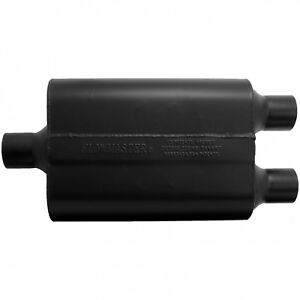 Flowmaster Super 44 Series Muffler 2 25 Center In 2 25 Dual Out 9424472