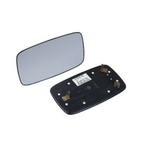 Left Porsche 911 924 928 930 944 Door Mirror Glass Genuine 93743003001