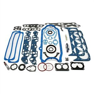 86 92 Small Block Chevy 5 7 Engine Overhaul Gasket Kit 350 Tpi Sbc 260 1478