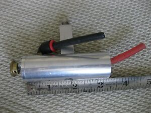 Prototype Looking Pneumatic Pushbutton Valve Air