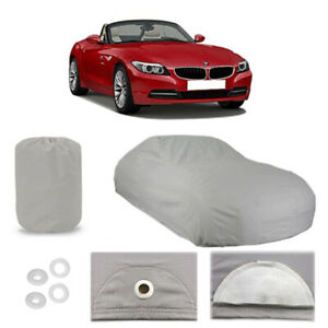 Bmw Z4 4 Layer Car Cover Fitted Water Proof In Out Door Rain Snow Uv Sun Dust
