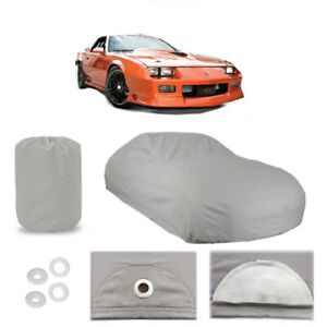 Chevy Camaro 4 Layer Car Cover Outdoor Water Proof Rain Snow Sun Dust 3rd Gen