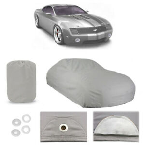 Chevy Camaro 4 Layer Car Cover Outdoor Water Proof Rain Snow Sun Dust 5th Gen