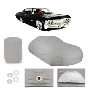 Chevy Impala 4 Layer Car Cover Outdoor Water Proof Rain Snow Sun Dust 4th Gen