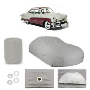 Ford Custom 5 Layer Car Cover Fitted In Out Door Water Proof Rain Snow Sun Dust