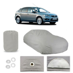 Ford Focus 5 Layer Car Cover Fitted Water Proof In Out Door Rain Snow Sun Dust