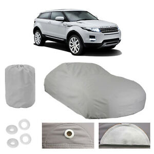 Land Range Rover Evoque 4 Layer Suv Car Cover Outdoor Water Proof Rain Sun Dust