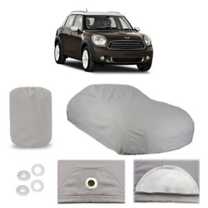 Mini Cooper Countryman 5 Layer Car Cover Outdoor Water Proof Rain Snow Sun Dust