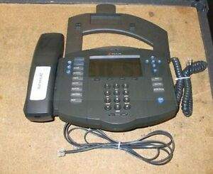 Polycom Soundpoint L 2201 11005 001 Phone In Excellent Condition H931