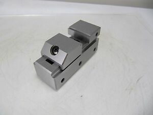 Precise 1 Vise Toolmaker Stainless Steel 0 0002 Vi Taiwan Made