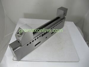 Gromax 8 Stainless Steel Wire Cut Vise Hardened Milling 0002 Wst200