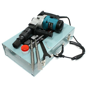 3000bpm 1 1 2 Electric Demolition Jack Hammer Concrete Breaker W chisels Bits