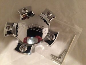 Boss Motorsports 329 Wheel Rim Chrome Center Cap Part Number Aewc 3231