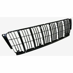 Inner Grille Black For Jeep Grand Cherokee 1999 2003 12039 05 Omix Ada