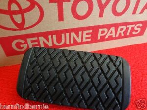 Toyota Brake Pedal Pad Automatic At Pickup 4runner Corolla Mr2 Paseo Matrix Oem