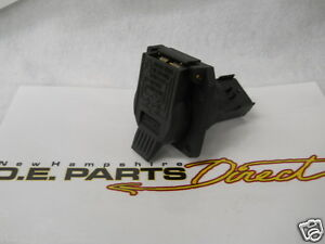 New 98 18 Dodge Jeep 7 Way Pin Trailer Hitch Wiring Connector Plug Oem Mopar