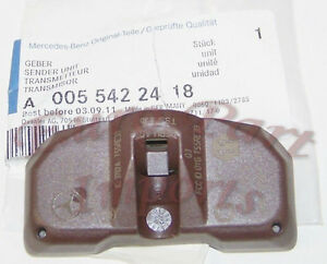Mercedes Benz Wheel And Tire Pressure Sensor Germany Genuine Oe 0055422418