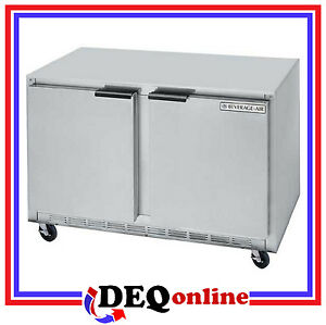Beverage air Bev Air Ucf48ahc Undercounter Freezer 29 Depth