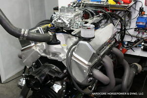 383ci Small Block Chevy Street Engine 450hp Built to order Dyno Tuned