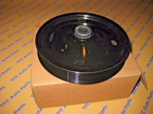 Chevy Camaro Ls1 Pontiac Firebird Power Steering Pulley 1998 2002 Genuine Oem