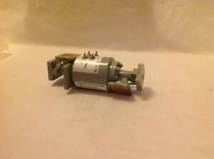 Waveguide Switch Rf Rotation Ma r 672 hs Made In Usa