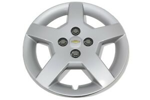 Oem New Wheel Hub Center Cap Cover 15 Silver 05 08 Chevrolet Cobalt 9595091