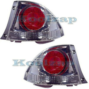 02 03 Lexus Is300 Taillight Taillamp Outer Brake Light Lamp Left Right Set Pair