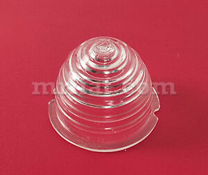 Mercedes 300 Sl Gullwing 1954 57 Clear Front Round Turn Signal Lens
