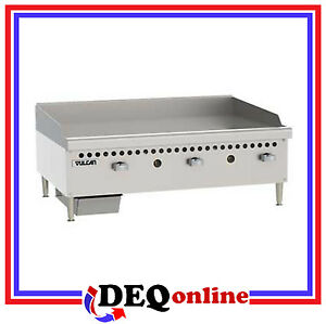 Vulcan Vcrg36 m Restaurant Series Gas Griddle 36 W X 20 1 2 D Griddle Plate
