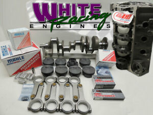 Bbc 540 Chev Cid Dart Short Block 4340 Kit 4 Bolt Splayed Diamond Pistons
