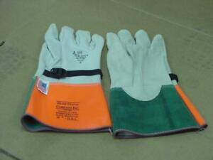 Kunz Glove Company 1200 5 11 Rubber Insulating Gloves 157669