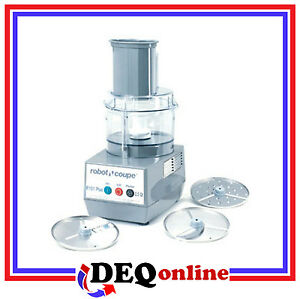 Robot Coupe R101 Plus Combination Electric Food Processor Vegetable Prep