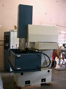 2003 Znc Electrical Discharge Machine Cy1040 With E100a Power 31 56 x25 6 Table