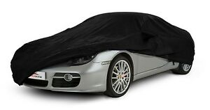 Porsche Boxster 987 05 11 Indoor Black Custom Fit Car Cover
