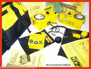 Cdv 700 Cdv 715 Geiger Counter Radiation 8 Pcs Kit Works Great Gift Idea