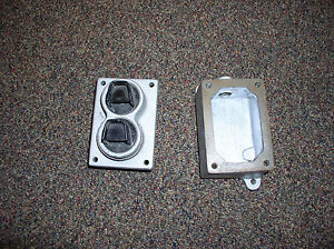 Crouse hinds Explosion proof Front Operated Pushbutton Station
