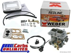 K601 M Suzuki Samurai Conversion Kit Weber 32 36 Dgv Manual Choke 1 Yr Warr
