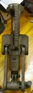 Vintage RCBS Early A Model Reloading Press Made in USA