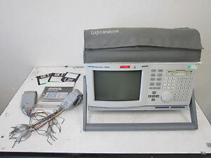 For Parts Philips Pm 3580 Logic Analyzer 100mhz Pm3580 No Power Sys Software