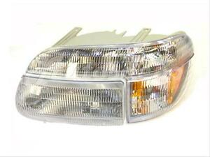 For 95 01 Ford Explorer 97 Mountaineer Headlight Signal Side Marker Lamp Lh 2p