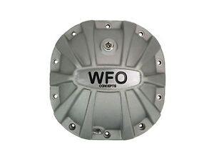 Wfo Ford 8 8 Rear Xtreme Aluminum Differential Cover Wfo F8 8xs