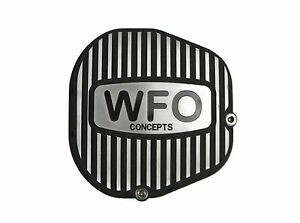 Wfo Chevy Gmc 10 Bolt 1500 Series Rear Differential Cover Wfo Gm10gb